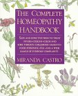 Cover of 'The Complete Homeopathy Handbook'