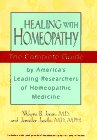 Cover of 'Healing with Homeopathy'